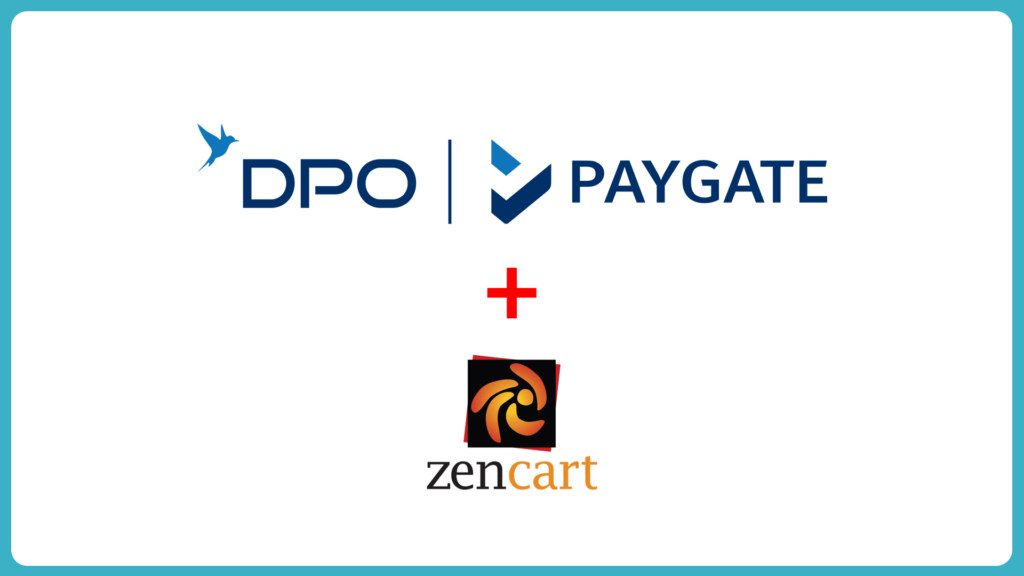 ZenCart Integration for PayGate PayWeb
