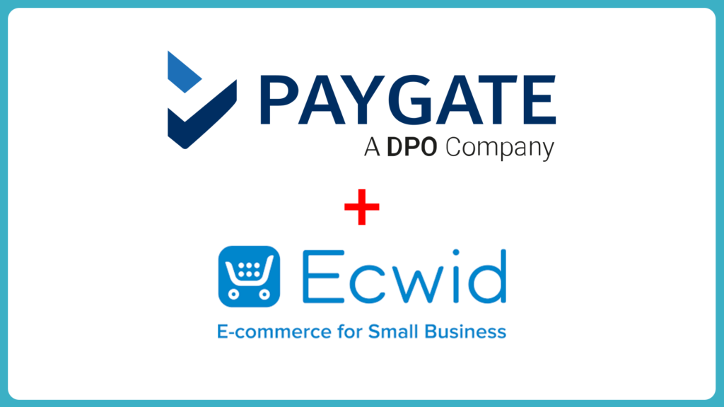 How To Setup PayGate PayWeb for Ecwid