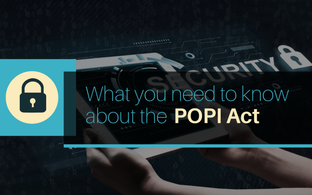 What you need to know about the POPI Act