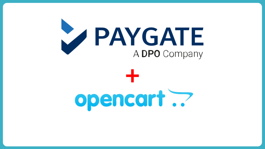 How To Setup PayGate PayWeb for OpenCart