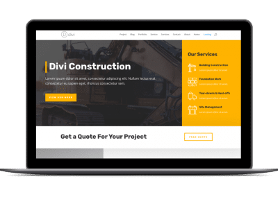 Construction Company