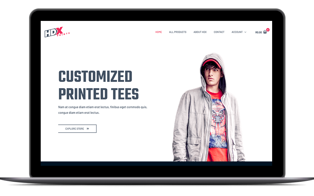 Custom Printing Pro